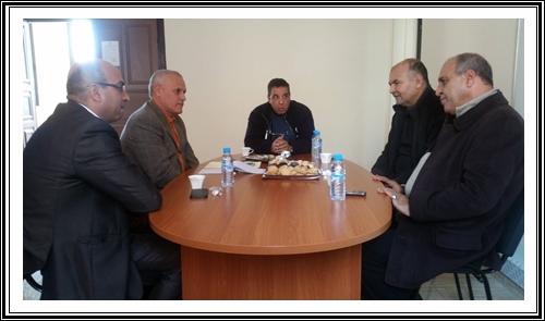 تدابير عملية لإرساء الفرع الإقليمي لمؤسسة الأعمال الاجتماعية بمديرية سيدي بنور