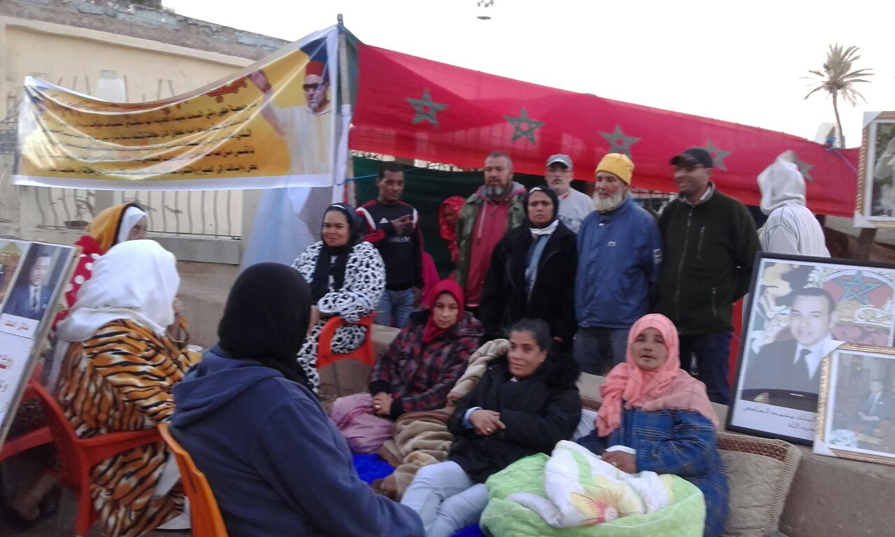 بيان تضامني مع جمعية طهي وشي السمك بميناء الجديدة