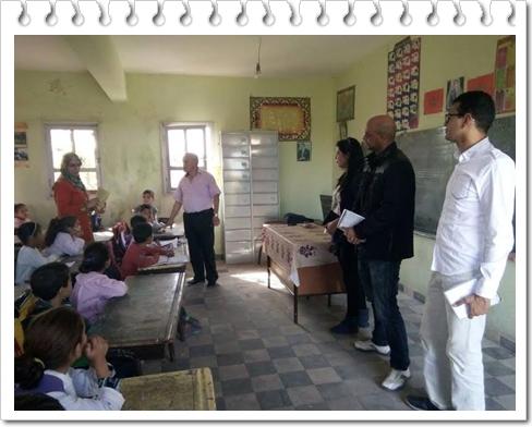 ارساء خطة إقليمية لتتبع ومواكبة الشأن التعليمي والتربوي بمديرية سيدي بنور