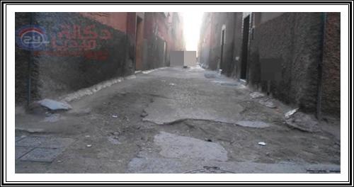 حُفَر شوارع مدينة الجديدة تتحول إلى بؤر تهدد حياة الجميع