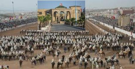 جمعيات مدنية  تستنكر حرمانها من منح مجلس جماعة مولاي عبد الله أمغار