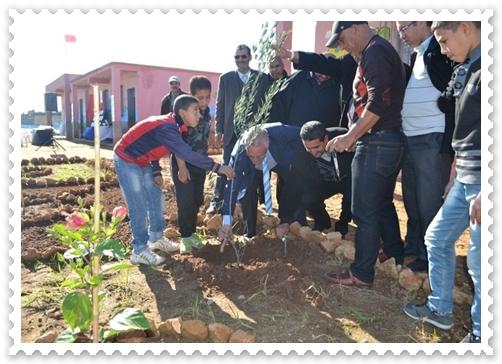 أنشطة متميزة لجمعية تنمية التعاون المدرسي بإقليم سيدي بنور احتفالا بالأسبوع الوطني للتعاون المدرسي