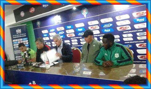 الدفاع الحسني الجديدي في صدارة الدوري الاحترافي الوطني :