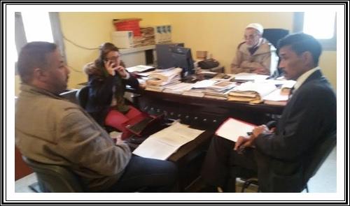 """تدخلات جمعية """"تضامن وشراكة"""": نموذج لشراكات دولية داعمة للبنيات التحتية بمديرية سيدي بنور"""