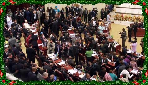 عاجل:التصويت لعودة المغرب الى الاتحاد الافريقي و ضربة موجعة الى أعداء المغرب