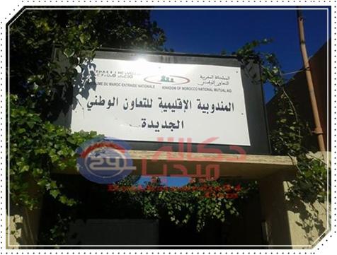 الجديدة:أطر و موظفو مندوبية التعاون الوطني في اعتصام مفتوح ضد المندوب الاقليمي
