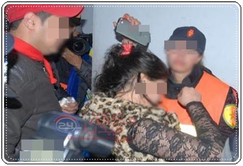 الأمن يتعقب زعيمة عصابة الكنوز كانت تتفحص أيادي تلاميذ للعثور على (زوهريين)