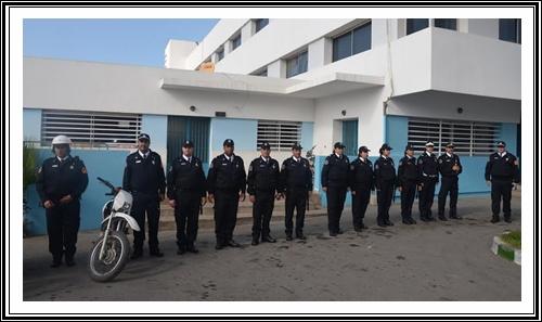 انطلاق العمل الرسمي بالزي النظامي الجديد لرجال ونساء الأمن بالمنطقة الاقليمية الصخيرات تمارة