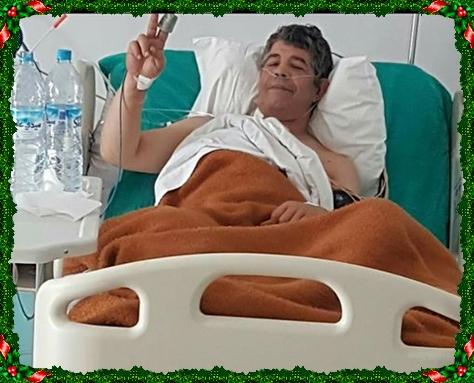 نقيب هيئة الجديدة ذ.مكار عبد الكبير يتماثل للشفاء بعد عملية جراحية دامت أكثر من 7 ساعات