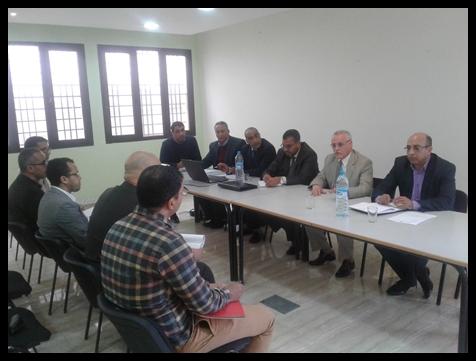 سيدي بنور:انطلاق التكوين الميداني بالمديرية الإقليمية للتعليم