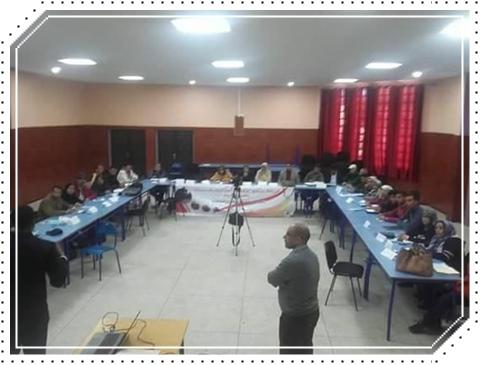 نظمت وكالة التنمية الاجتماعية دورات تكوينية لفائدة الجمعيات بالجديدة