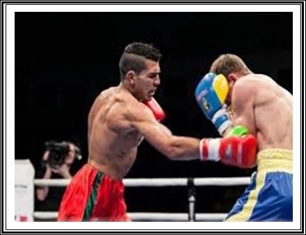 ملاكمة:في أول نزال احترافي له ربيعي يفوز بالضربة القاضية