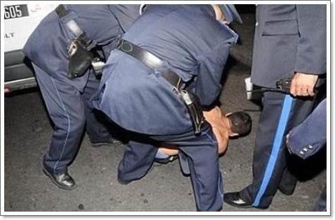 الشرطة القضائية تلقي القبض على عصابة اعتدت على بائع الدجاج