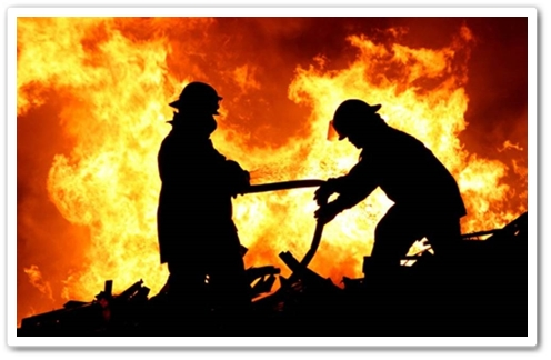 الزمامرة:النيران تلتهم و تقتل بمدرسة السلام لحفظ القرآن الكريم