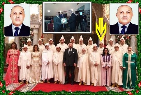 الملك محمد السادس يشرف محكمة الجديدة بتعيين وكيل الملك فيصل شوقي ضمن أعضاء المجلس الأعلى للسلطة القضائية