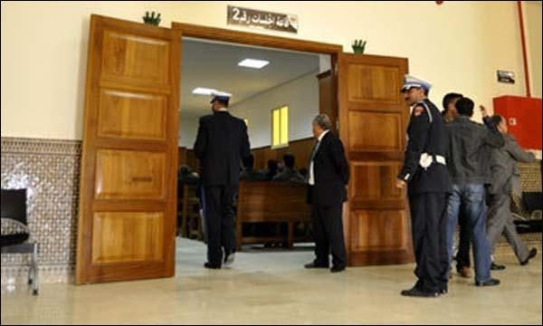 اعتقال شخصية عسكرية بارزة من داخل قاعة المحكمة لهذه الأسباب