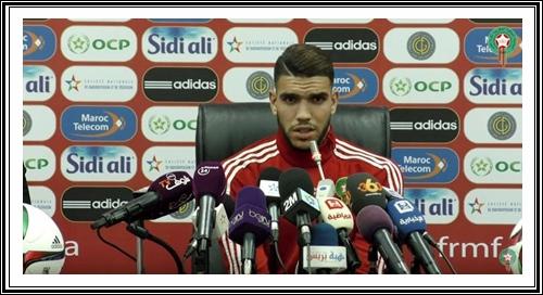 خمس لاعبين من الدفاع الحسني الجديدي ضمن المنتخب الوطني.