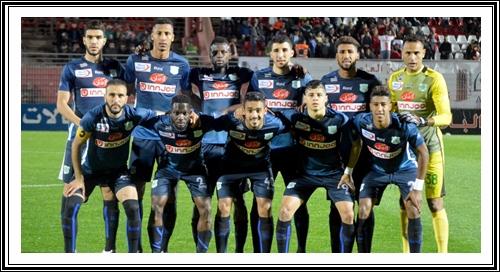 الرجاء البيضاوي # الدفاع الحسني الجديدي: مقابلة من أجل إنهاء الموسم .