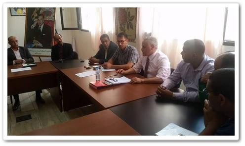 مديرية سيدي بنور تدشن لقاءات تواصلية من أجل التعبئة الشاملة حول المدرسة العمومية