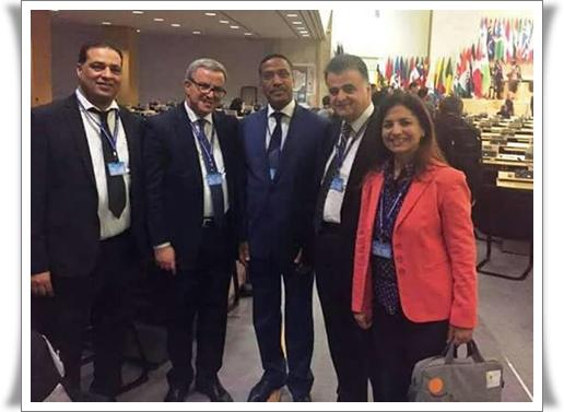 UMT:Communiqué de Presse lors du Conférence Internationale du Travail, qui se tient à Genève