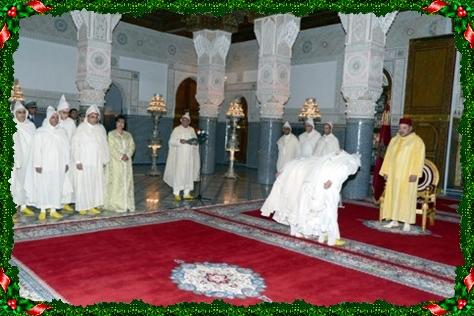 الملك محمد السادس يعين وولاة و عمالا جددا على رأس الادارة الترابية و الحاق آخرين بمقر الوزارة