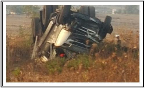 خطير:حادثة سير مميتة بين الجديدة و البيضاء بالطريق السيار