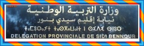 سيدي بنور:إعلان عن طلب اقتراح مشاريع لمحو الأمية وما بعد محو الأمية لفائدة جمعيات المجتمع المدني- الموسم القرائي 2017 / 2018.