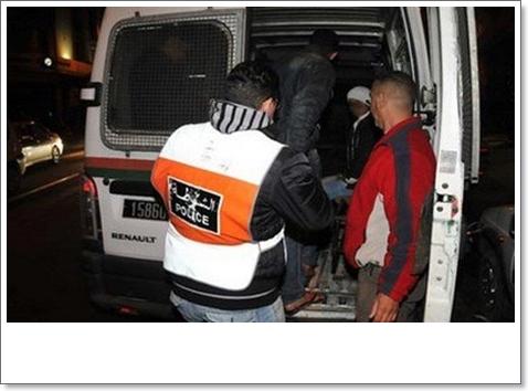 الجديدة:عصابة اجرامية جل عناصرها قاصرين  بين قبضة الشرطة القضائية