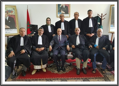 هيئة المحامين بالجديدة تتضامن مع الوكيل العام باستئنافيتها