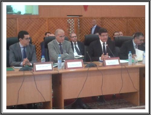 مجلس جهة الدار البيضاء اسطات يعقد دورته العادية بعمالة الجديدة