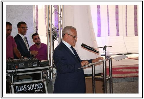 مديرية سيدي بنور تتوج المتفوقين في حفل عرف حضورا وازنا في مقدمته عامل الإقليم