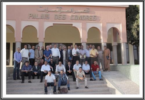 ورزازات:اجتماع تنسيقي بقصر المؤتمرات  استعدادا للمنتدى الدولي للسياحة التضامنية والتنمية المستدامة