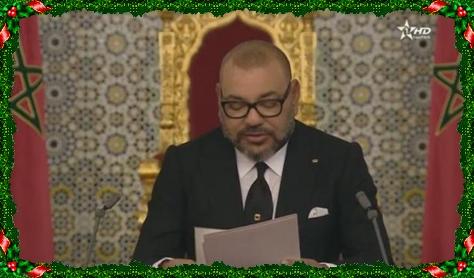 دكالةميديا24 تنشر نص الخطاب الملكي السامي