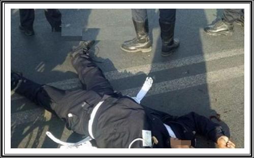 خطاف يكسر أنف شرطي بعد منعه من مزاولة نشاطه الممنوع