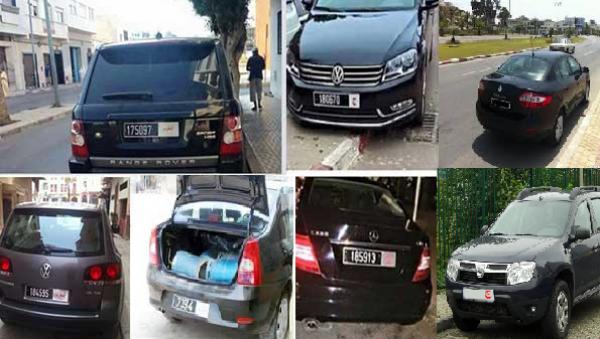 أستنفار مصالح وزارة الداخلية للحد من تسيب سيارات الدولة