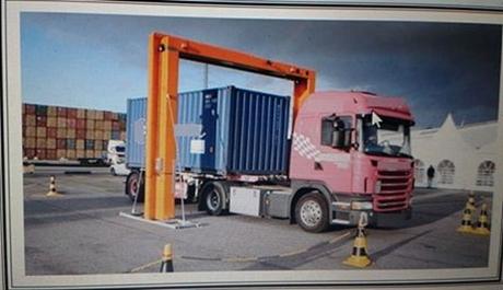 ميناء طنجة يتوفر على آليات متطورة لفحص الحافلات المشبوهة
