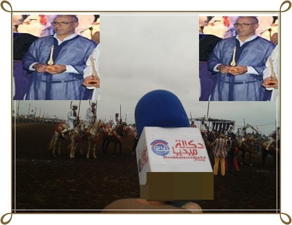 بالفيديو تصريحات لمكروفون دكالةميديا24 خاصة بمهرجان لمهارزة الساحل للتبوريدة