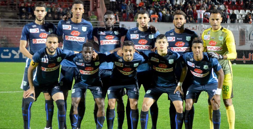 الدفاع الحسني الجديدي: فوز خارج القواعد ضمن تصفيات سدس عشر كأس العرش