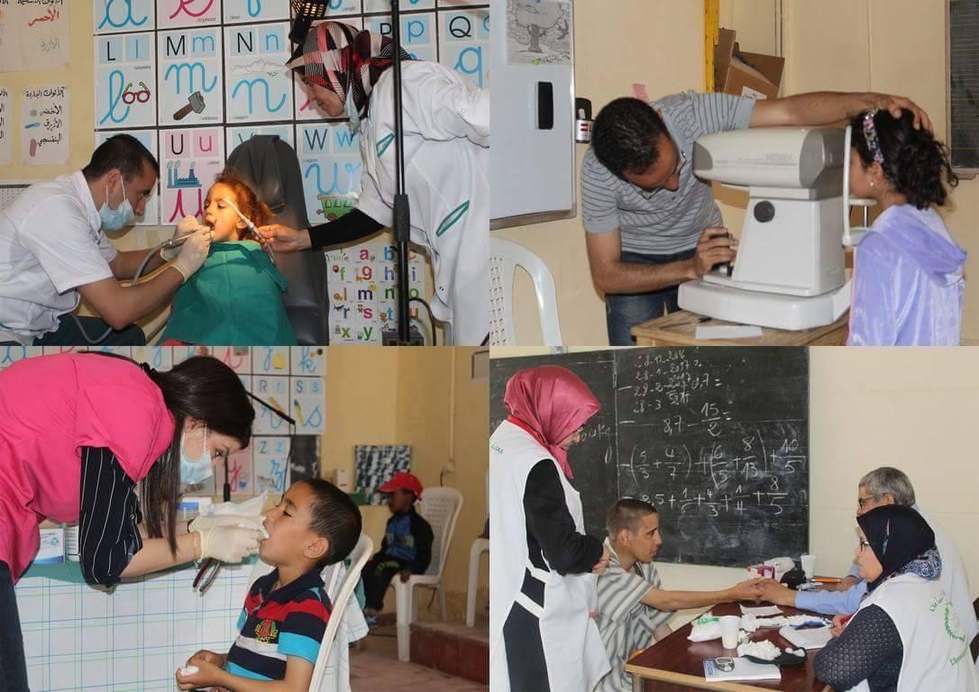 """الجديدة:""""صحة أحسن من أجل تحصيل دراسي أفضل""""شعار حملة وطنية لوزارة الصحة بالمؤسسات التعليمية"""