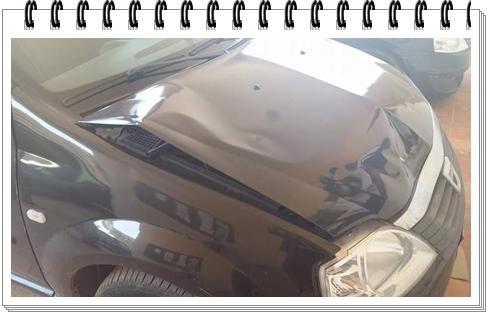 سيدي بنور:الألطاف الإلهية تنجي المدير الإقليمي بسيدي بنور و مرافقيه إثر تعرضهم لحادثة سير