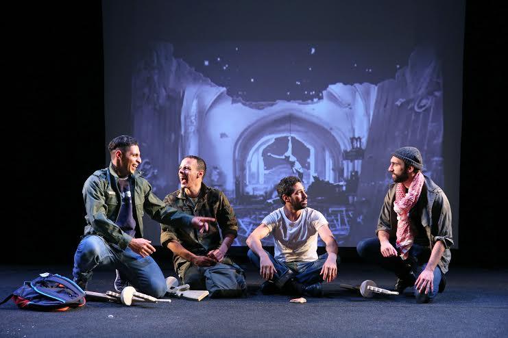 """""""الجهاد""""، المسرحية الناجحة لإسماعيل السعيدي في جولة فنية في المغرب"""
