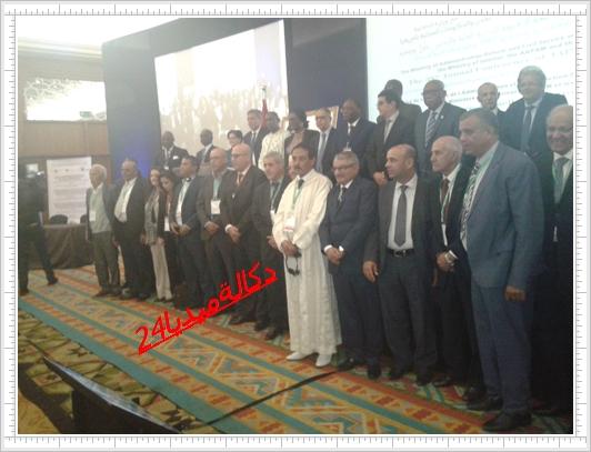 """جماعة الحوزية اقليم الجديدة تحتضن الدورة """"38"""" للمؤتمر الافريقي بمشاركة أكثر من 38 دولة"""