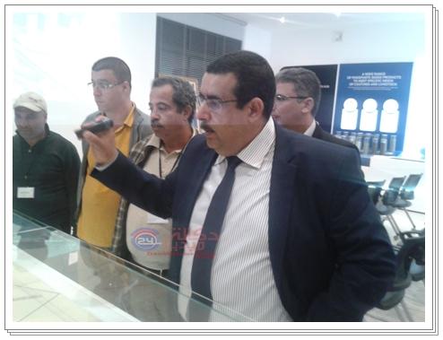 تواصل اعلامي مسؤول و منفتح أتبث أن الجرف الأصفر … منصة عالمية لتثمين المنتوجات الفوسفاطية