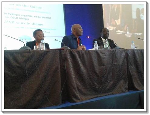 المؤتمر الافريقي:الجماعات الترابية بالاقليم تواكب محطات ايام المؤتمر