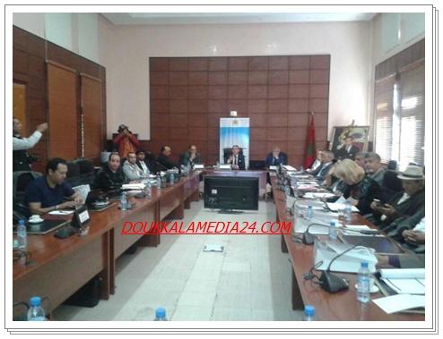 جامعة شعيب الدكالي تفتح جسر التواصل مع الاعلام بعقد ندوة صحفية