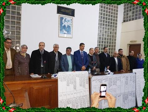 نقابة هيئة المحامين بالجديدة تستكمل مكتبها بعد التصويت على نقيبها ذ. مصطفى مكار