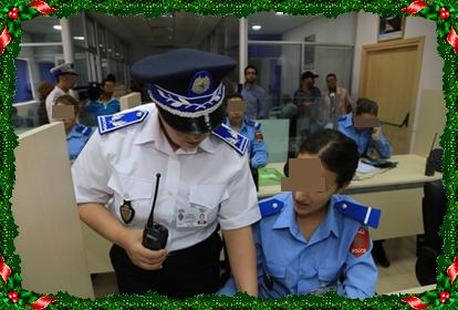 الأمن الوطني:ترقيات بدرجات قياسية بلغت 8644 مترقيا خلافا لسنوات مضت