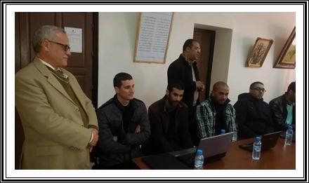 سيدي بنور: ورشات تكوينية في إدماج تكنولوجيا المعلوميات في العمليات التعليمية-التعلمية بمديرية سيدي بنور