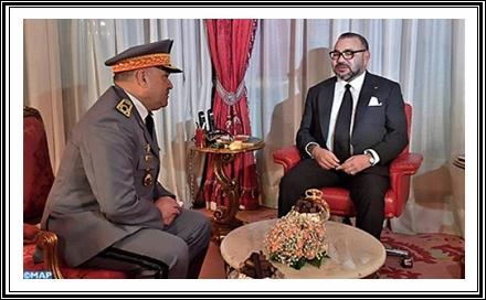 الجنرال دوديفزيون محمد حرمو يحقق في ثروات ضخمة راكمها مسؤولون على رأس الجهاز بجهات عملهم
