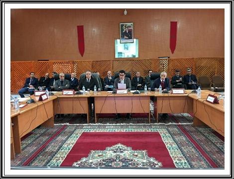 عمالة الجديدة:اجتماع اللجنة التقنية الإقليمية بالجديدة